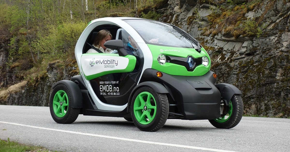 UK Government Awards £20 For Next Generation Of Electric Vehicles