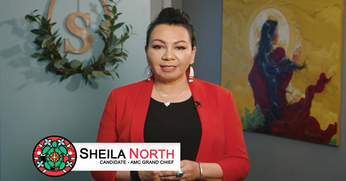 Is Sheila North About To Make History In Manitoba?