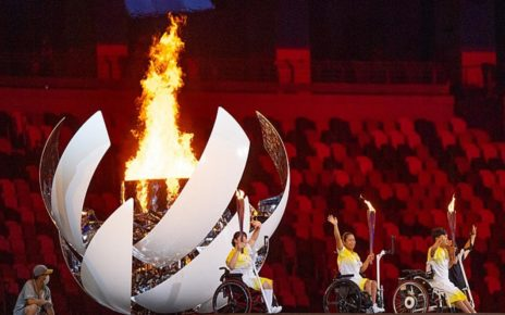 I Declare The Paralympic Games Open