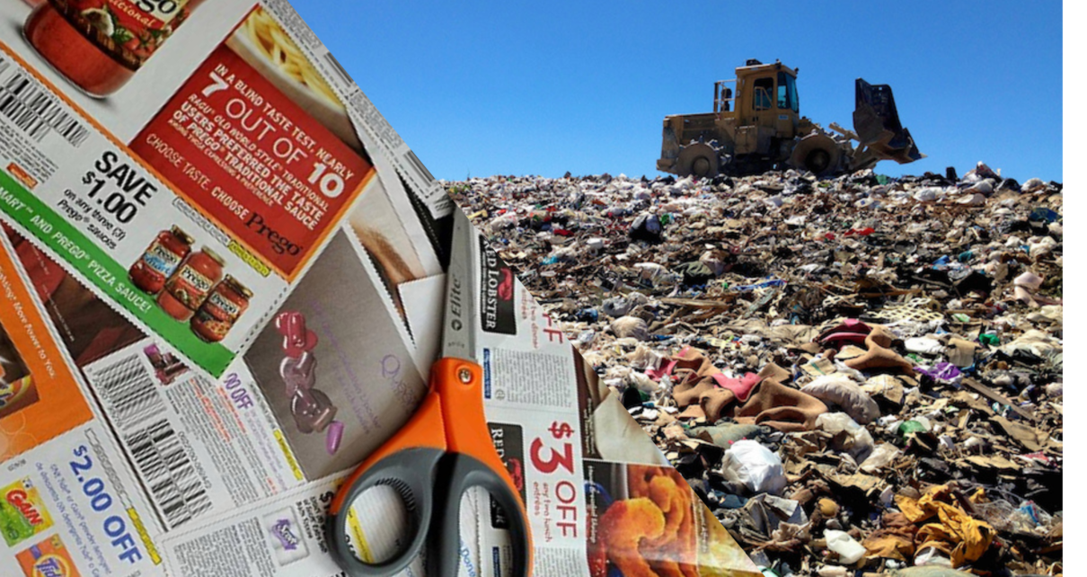Why Are Big Corporations Still Using Disposable Coupons?