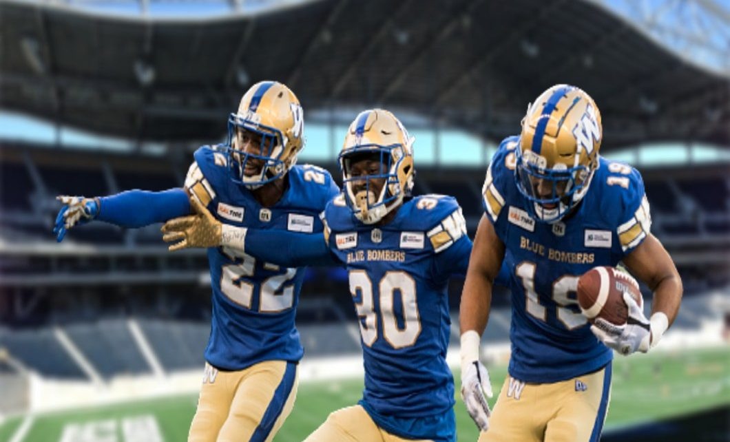 Bombers Play In Front Of Fans For the 1st Time Since 2019