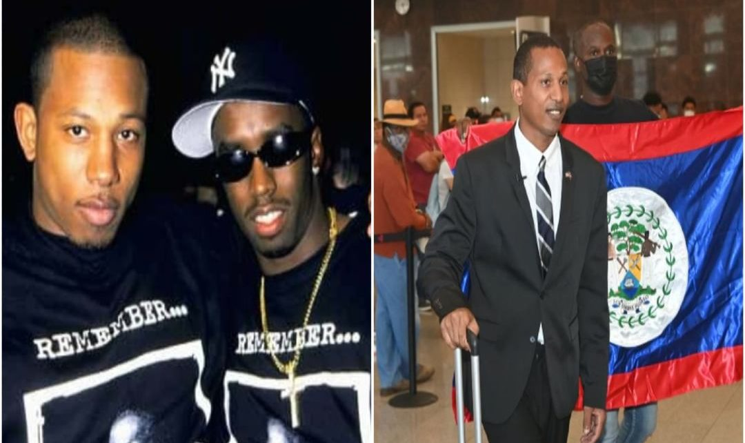 P Diddy Helps Shyne Enter the US as Belize Diplomat