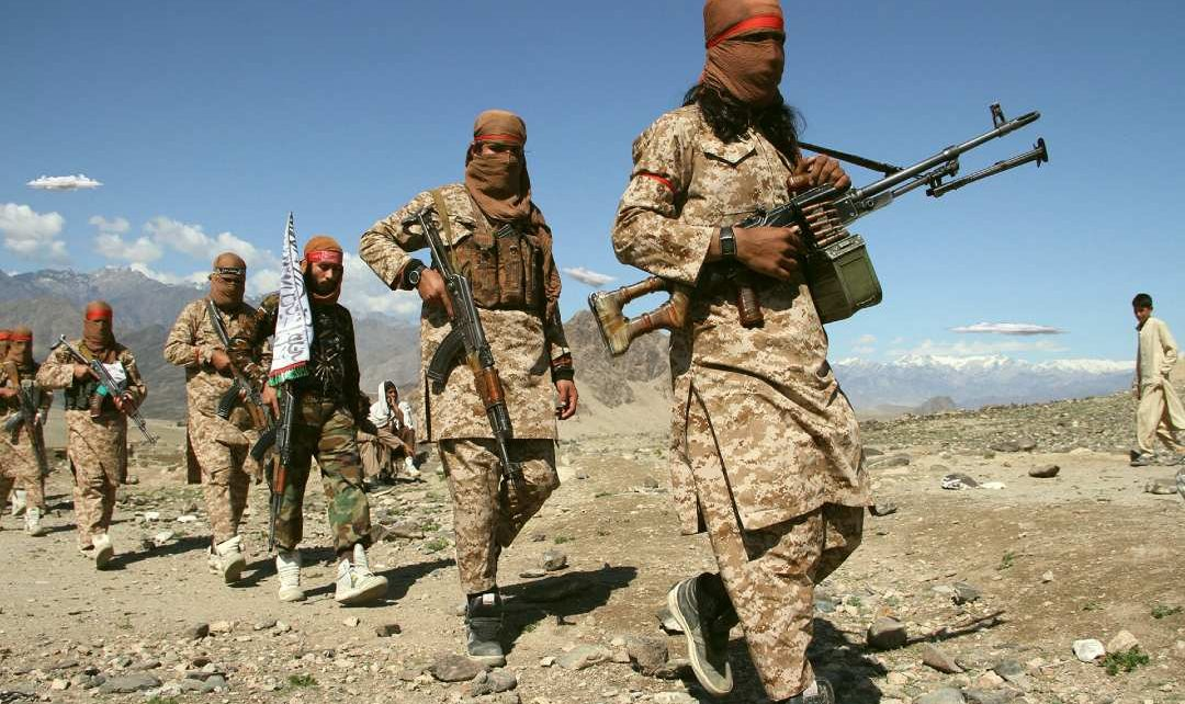 Was Afghanistan Taken By The Taliban Or Given To Them?