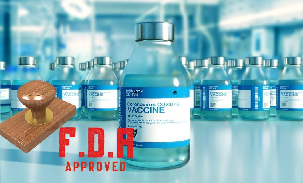 Pfizer, First COVID-19 Vaccine To Receive Full FDA Approval