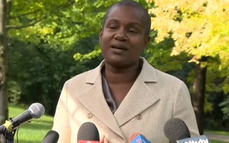 Green Party Leader Annamie Paul Resign