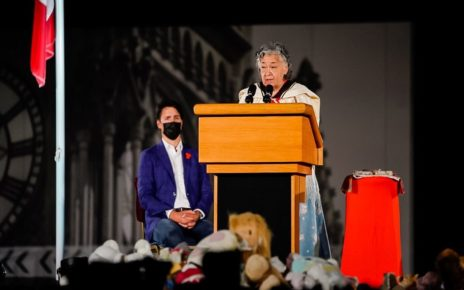 Today Marks Canada's First National Day For Truth & Reconciliation