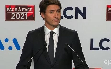 Canadians Believe Prime Minister Trudeau Won Last Night's French Debate